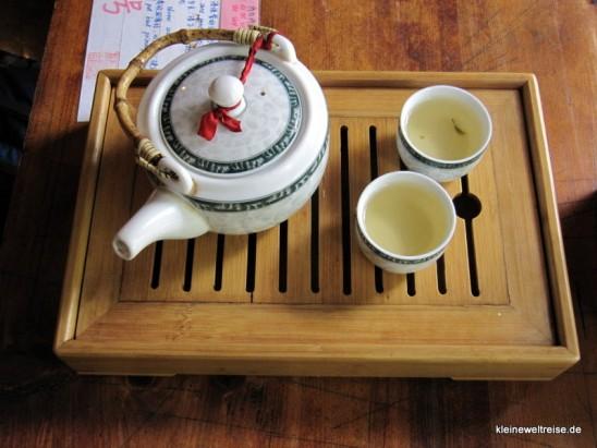 Tee in Tongli