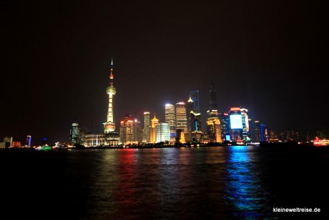 Pudong am Fluss