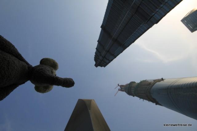 Fanta und die Skyline
