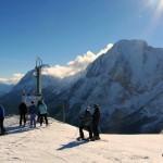 Winterurlaub auf bayrisch: Die Berge und Oberammergau