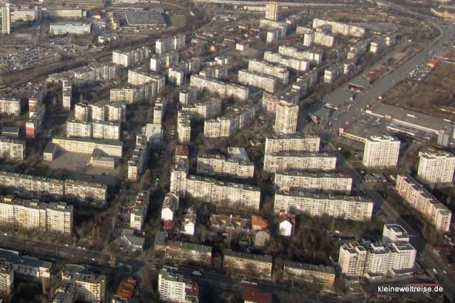 Außenbezirke von Sofia