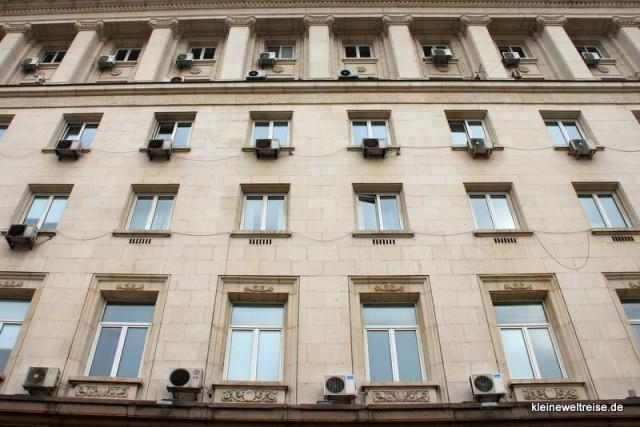 Fassade in Sofia