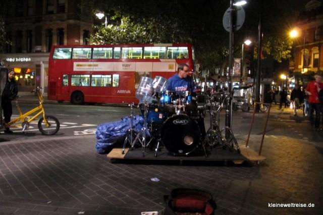 drummer in London