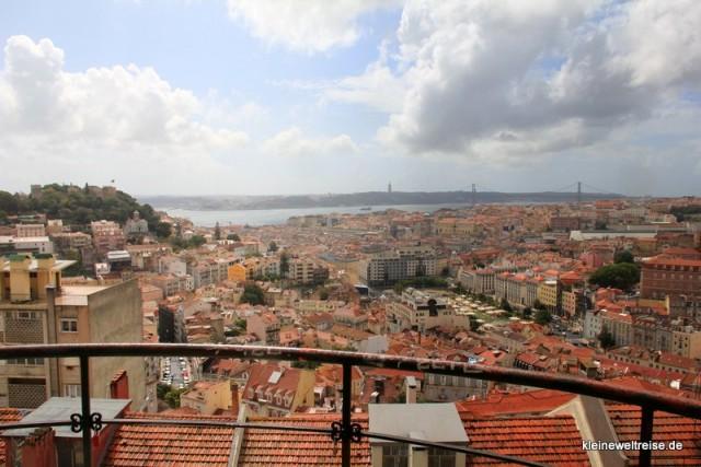 Aussicht vom Miradouro Senhora do Monte