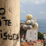 Amo te Lisboa: Streetart, Aussichtspunkte und die alte Tram