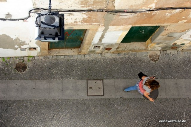 Gasse in Evora