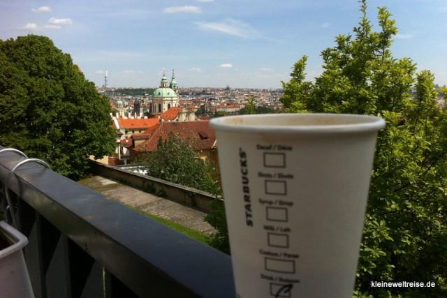 der Kaffee mit der besten Aussicht