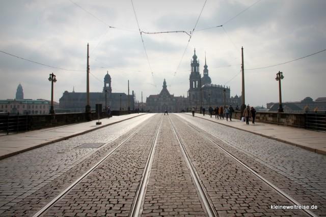 Brücke in Dresden