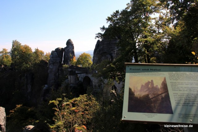 Der Caspar David Friedrich Blick