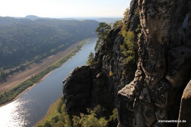 Der Blick auf die Elbe 4