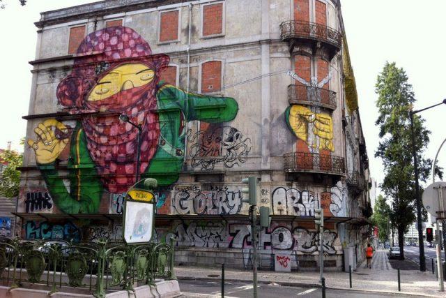 BluBlu in Lissabon