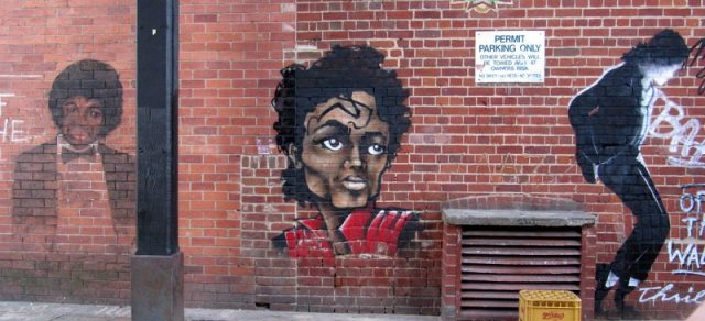 Michael Jackson in Adelaide