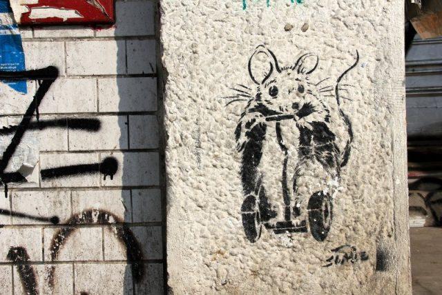 Stencil in Kreuzberg