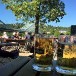 Dresden im Sommer: Die Hammer-Elbe-Biergarten-Radtour