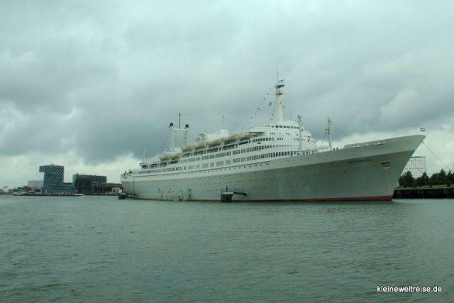 Rotterdam: Das Schiff